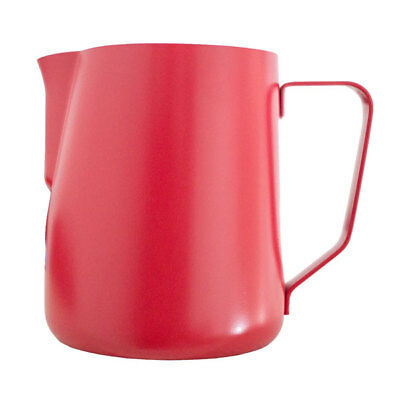 Rhinowares Stealth Milk Pitcher / Jug Red 600ml / 20oz