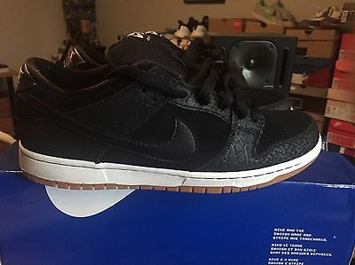 Nike SB Dunk Low Nontourage US 9 UK 8 Factory Error Please Read Info VNDS