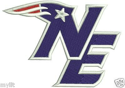 New England Patriots embroidery design Download embroidery machine pattern