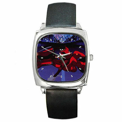 High Quality Anime Akira photo leather wrist watch