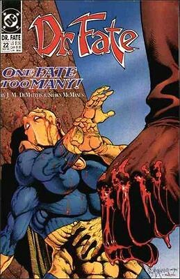 DOCTOR  FATE  { DC  -  Oct  1990}   ##21  ##22  ##23  ##24