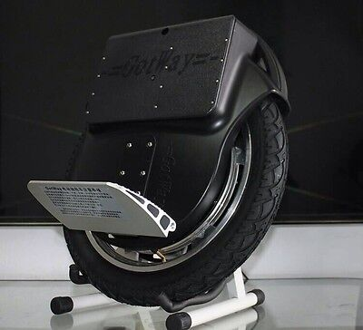 18 Inch Gotway Msuper V2 Electric Unicycle 680wh battery