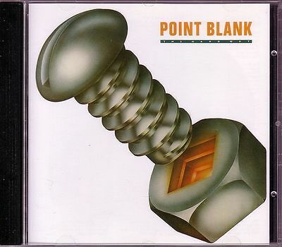 CD POINT BLANK The Hard Way + 6 Live Bonus Tracks /Southern Rock/Deep Purple