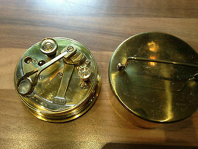 Brass Pocket Drum Sextant Nautical Maritime Marine Boat Ships 3""