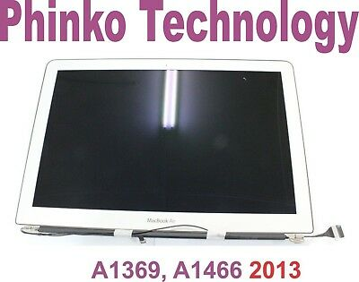 "NEW LCD LED Screen Display Assembly for MacBook Air 13"" A1466 2013 2014 2015"
