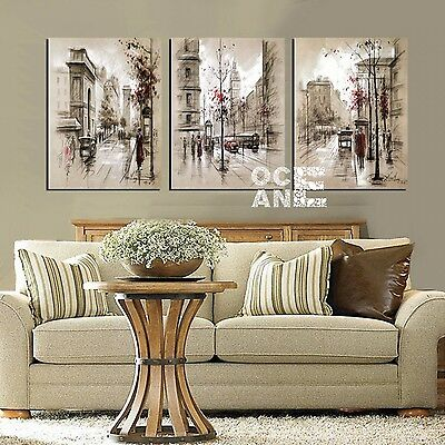 Drill Diamond Embroidery Triptych European Style Home Decoration Mosaic Painting