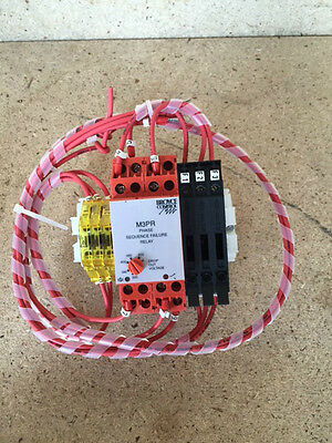 Broyce Control M3PR Phase Sequence Failure Relay - New