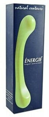Natural Contours Massager Energie Kegel Exerciser FOR STRESS RELEASE AND RELAX