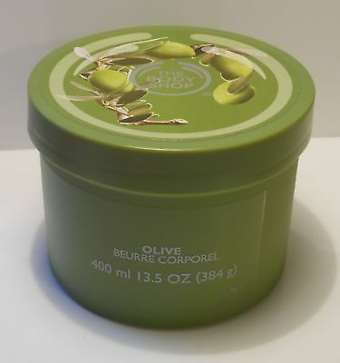 The Body Shop - Olive Body Butter - 400 ml