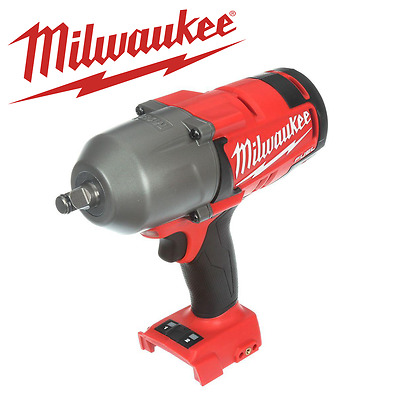 Milwaukee - M18 FUEL 813 Nm High Torque Impact Wrench - M18CHIWP12-0 - Tool Only