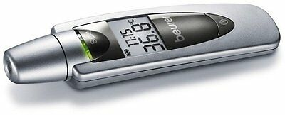 Stirnthermometer, Fieberthermometer, FT60, 3 in 1, BEURER, LED, Speicher, OVP !!