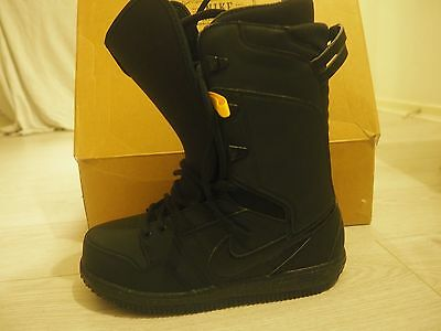 Nike Vapen Winter/Snow boots Size 8 / 9 Black (Snowboarding) Sale!!