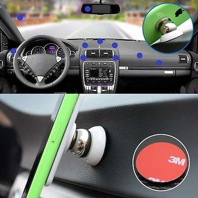 Support Voiture Smartphone Telephone Mobile  Rotatif Magnetique Universel