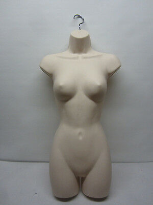 Female Hollow Hanging Mannequin Dress Form Torso Nude
