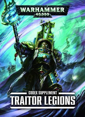 Codex Supplement Traitor Legions (Deutsch) Games Workshop Chaos Space Marines