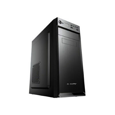 Case Per Pc Alantik Casa 01  Alimentatore 500 W Atx Middle Tower  2 Usb Frontali