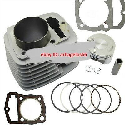 65.4 BORE CYLINDER PISTON GASKET KIT For HONDA CRF 230 FTR223 FTR230 XR230 SL230