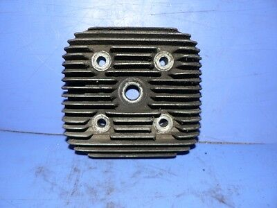 Used Rare Sachs 1 Cylinder HEAD  Skiroule AND OTHER MODEL 1 CYL