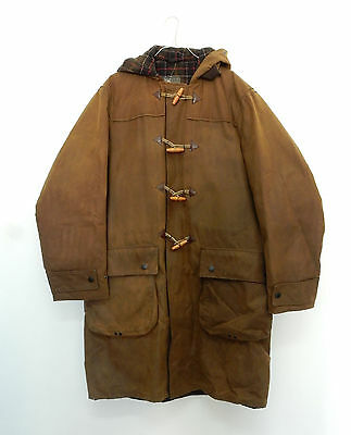 Barbour A869 Way Duffle Coat Vintage Jacket Giacca New Tag Deadstock