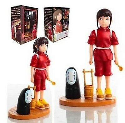JAPAN STUDIO GHIBLI Movie Spirited Away Chihiro no Kamikakush Scene Figure