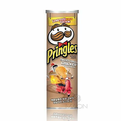 Sweet Chilly Chicken Seasoned Yangnyem Pringles Chips 110g Korea Only limit 1ea