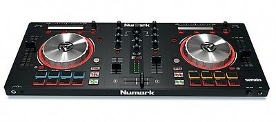 NUMARK MIXTRACK PRO 3 All-in-1 Controller SERATO 2 Channel *FREE P&P*OPENBOX***