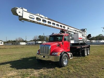 Foundation Drill Texoma 800 Digger Rig Auger Drill Pier Pile Caisson Truck