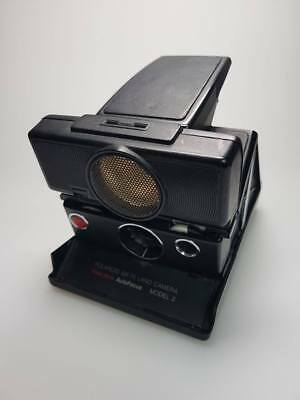 Polaroid SX-70 Land Camera PolaSonic Autofocus Instant Camera