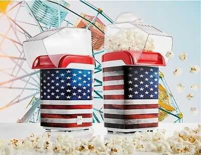 Brandani Macchina Pop Corn Vintage Usa Pc/pp 11 X 19 X H 25 Art. 55737