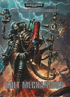 Cult Mechanicus Codex (Deutsch) Adeptus Mechanicus Games Workshop Warhammer 40k