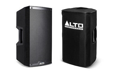 One Alto Professional TS212 1100-W 12-IN 2-WAY POWERED LOUD SPEAKER FREE COVER!