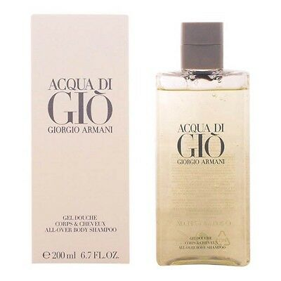 Armani - Acqua Di Gio Homme Shower Gel & Shampoo 200ml