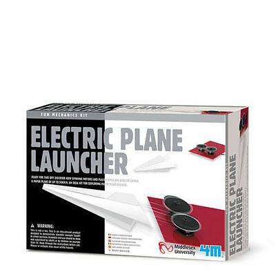 4M Electric Plane Launcher Kit , New, Free Shipping