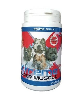 Xtreme Super Muscle POWER BULLY 2016 / 120 Stück