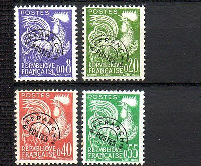 Francia Serie Complete Nuove     Lot 00882