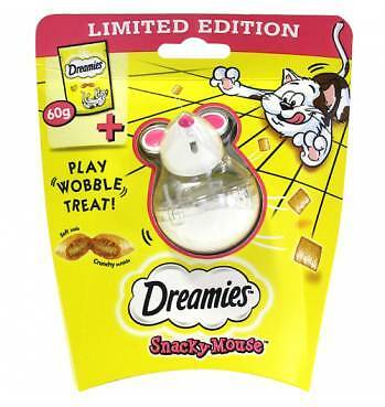 Dreamies Snacky Mouse with Cheese Dreamies Cat Treats