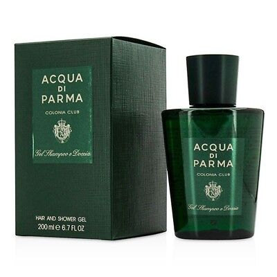 Acqua Di Parma - Colonia Club Hair&Shower Gel 200ml