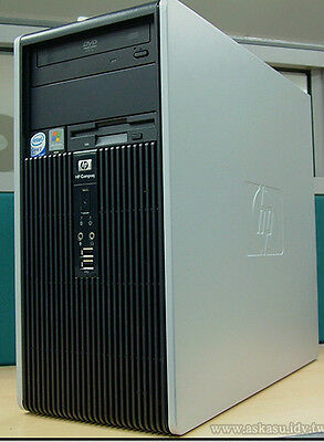 HP DC 5800 Tour Core 2 Duo 3.0 Ghz 80 Go HDD 3 Go Ram DVD RW.....