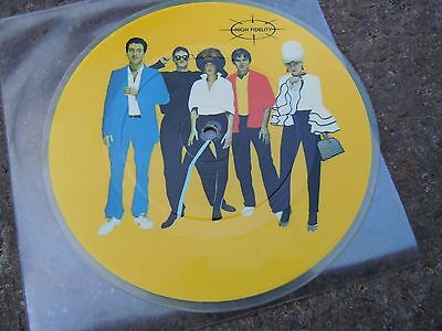 The B-52's Planet Claire 7 inch vinyl picture disc VG