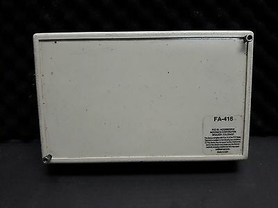 Inovonics FA416 Receiver Used Tested Free shipping with tracking