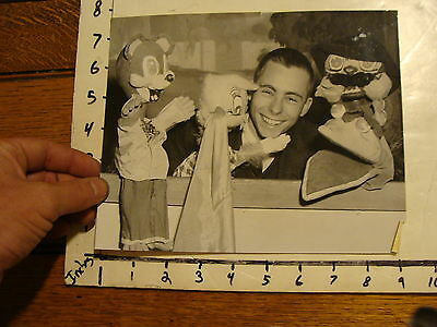 Vintage Puppet Marionette  Photo: LARRY SMITH  whio am fm tv OHIO