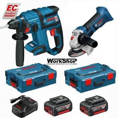 bosch professional gws 18 125 v li cordless angle grinder without battery eur 139 50. Black Bedroom Furniture Sets. Home Design Ideas