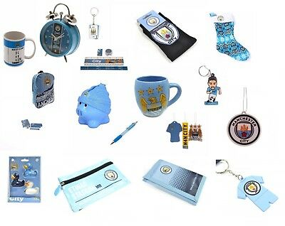 Manchester City Fc Official Club Merchandise - Gifts Souvenirs Birthday Xmas