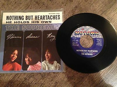 Motown - Supremes - Nothing but heartaches