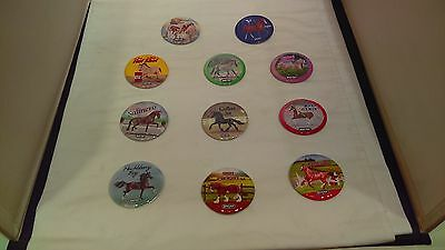 Breyer Button Pins - Lot of 11 - Take A Look!