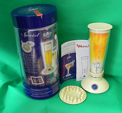 Moulinex Cocktail Maker By Havana Club Drink Shaker 2000 Midnight Special EUC