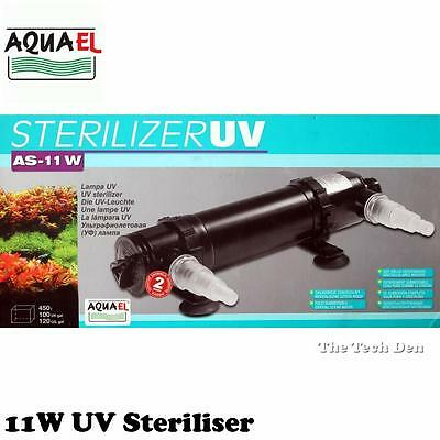 Aquael 11w Sterilizer UV Steriliser