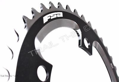 FSA Pro 40T x 104mm BCD MTB Downhill / SS 3mm Alloy Chainring can use chainguide