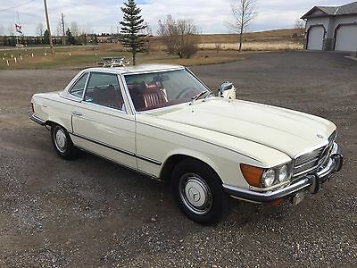 "Mercedes-Benz: SL-Class 350 SL CONVERTIBLE ""ALL ORIGINAL""  MINT INSIDE AND OUT!  125,000 MILES!  IN CALGARY ALBERTA!"