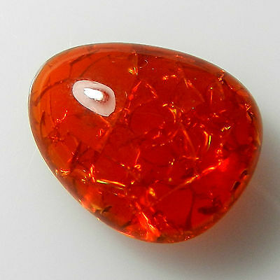 7.16Cts Excellent Fire Sparkling Lustrous Natural Mexican Fire Opal